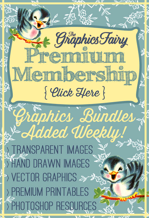 Graphics Fairy membership