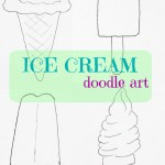 Freebie Friday – Ice Cream Coloring Pages