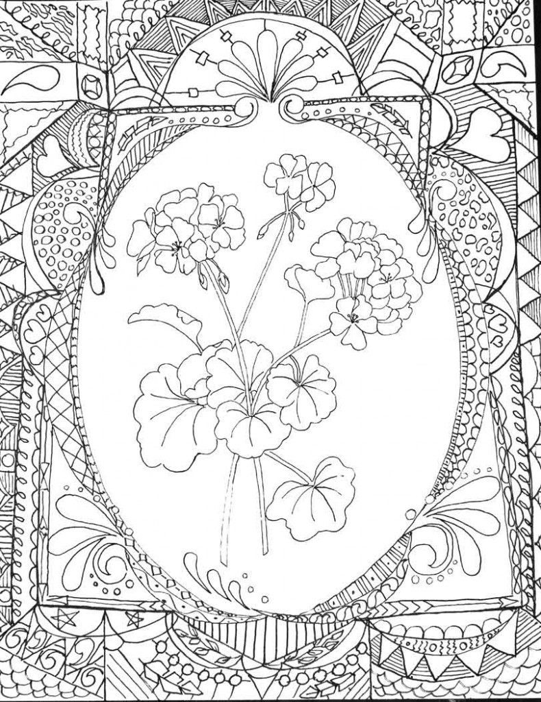 Luxury Doodle Coloring Pages Inspiration