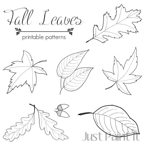 Fall-Leaf-Pattern