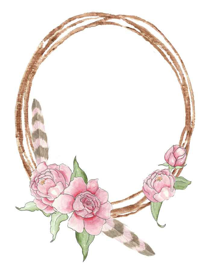 boho-wreath-printable