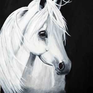 arabian-horse-painting