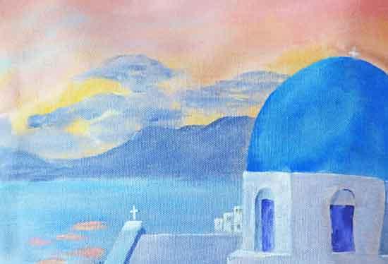 santorini-painting-2