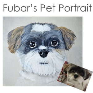 Fubar's Pet Portrait