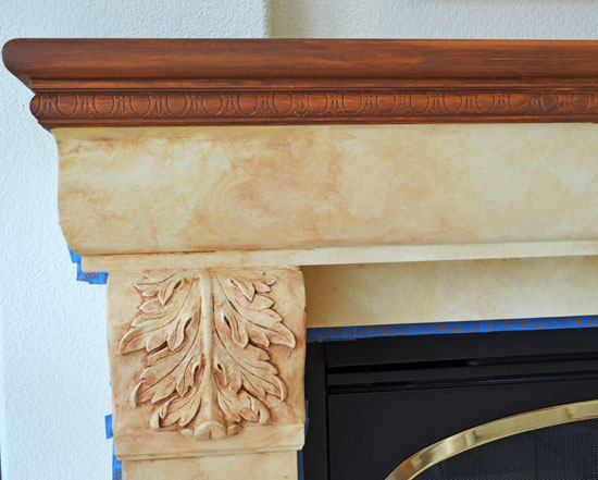 refinish-fireplace