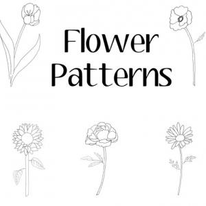 More Flower Patterns