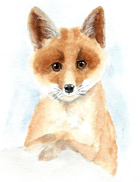 watercolor-baby-animals