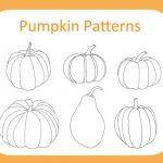 Pumpkin Patterns