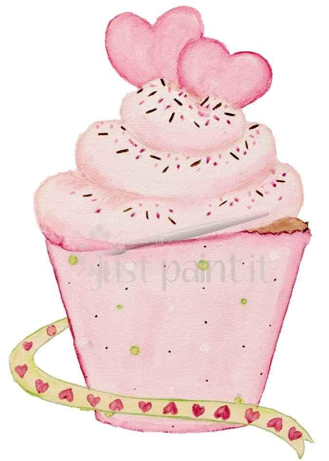 pink-cupcake-print