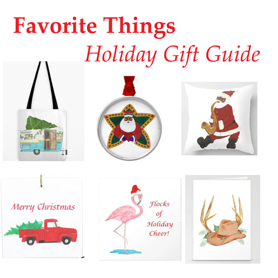 Favorite Things Holiday Gift Guide