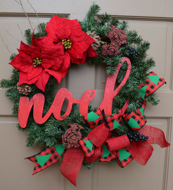 how-to-make-wreath