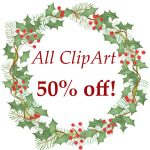 clipart-half-off