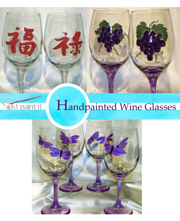 handpainted-wineglasses