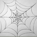 How to Paint Spiderweb