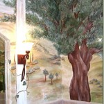 my tree paintings