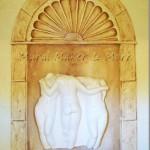 faux-niche-mural