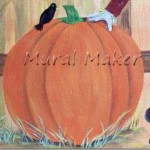 How to Paint a Pumpkin Painting