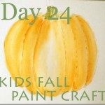 Kids Fall Craft
