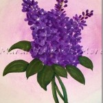 how-to-paint-lilacs