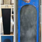 Craft Chalkboard from Mirror
