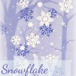 Easy Snowflake Painting