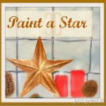 Paint a 3 Dimensional Star