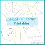 Seashell & Starfish Patterns