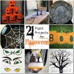 21 Halloween Paint Projects