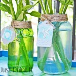 DIY Tinted Jars