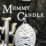 Mummy-Candle