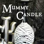 Mummy-Candle