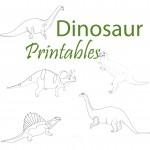 Dinosaur-Printables
