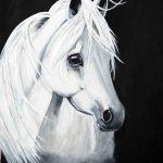 arabian-horse-painting