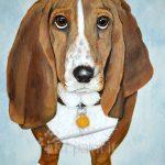 Pet Portrait 16 x 20