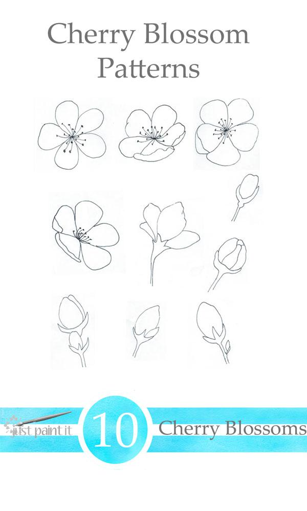 Cherry Blossom Patterns